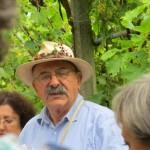 Flavio Franceschet, Initiator und Motor der Bewegung (Foto R.W.)
