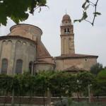 Der Klosterbau von Codussi (Foto R.W.)