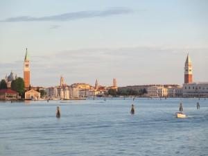 Wann ist Venedig menschenleer? (Foto R.W.)