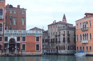 Palazzo Barbarigo am Canal Grande (Foto R.W.)