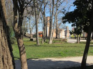 Gleich hinter der Porta dei Pensieri (Foto R.W.)