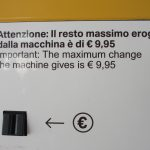 Diese Automaten haben bald ausgedient (Foto R.W.)