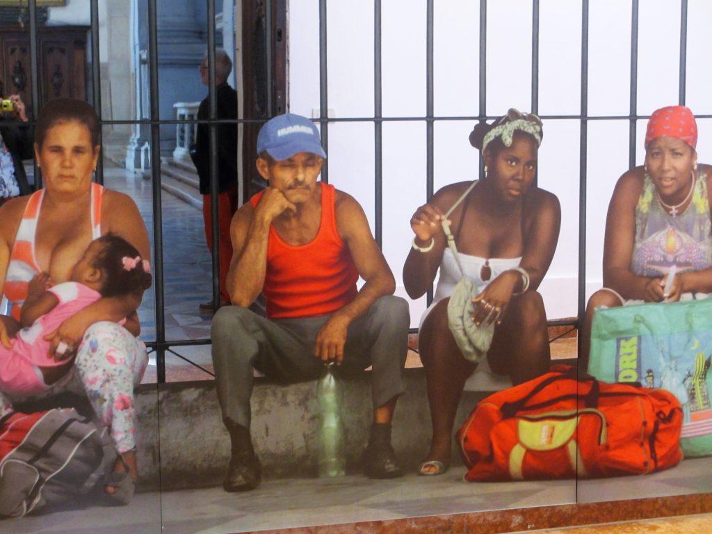 Eine Begegnung mit Menschen aus Havanna (Foto R.W.)