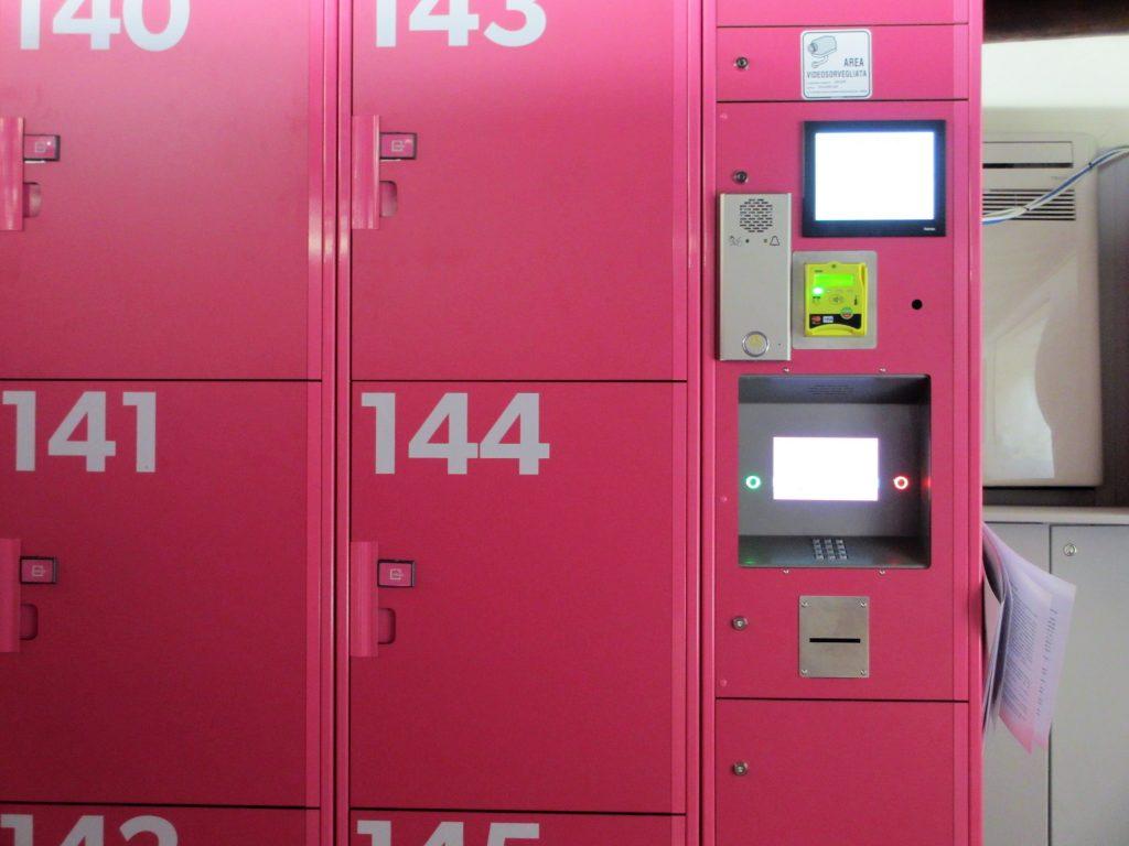 Ja, ich bin pink und vaise (Foto R.W.)