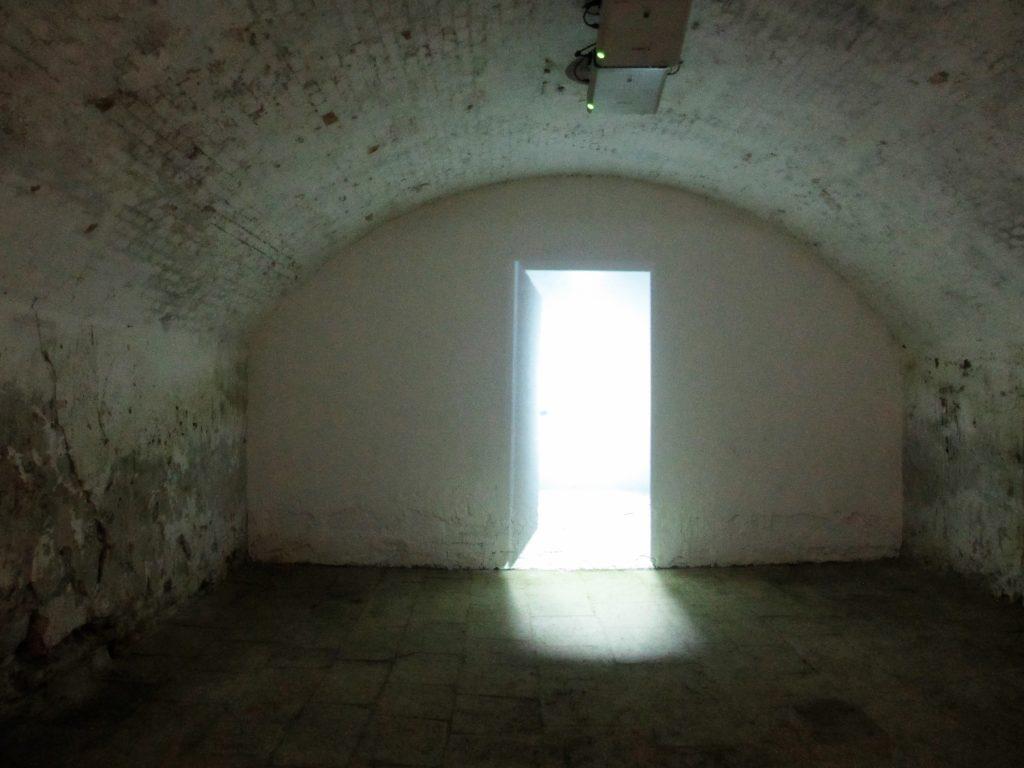 Die Tür, die keine ist (Foto R.W.)