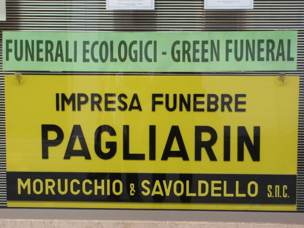 Green funeral, wie geht das? (Foto R.W.)